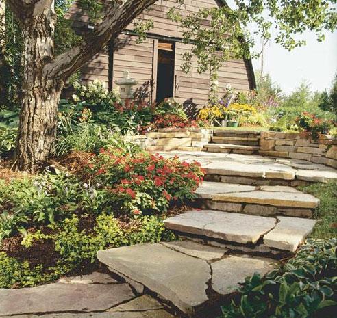 Amazing Garden Path Ideas Balcony Garden Web
