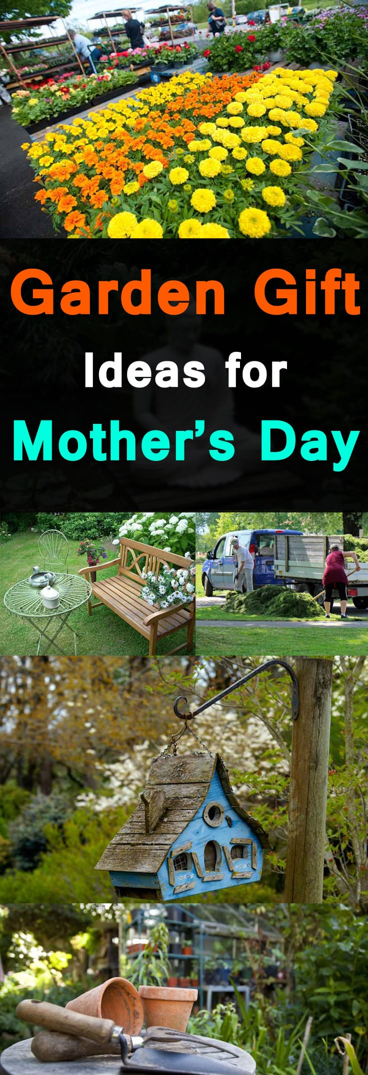Garden Gift Ideas for Mother\'s Day | Balcony Garden Web