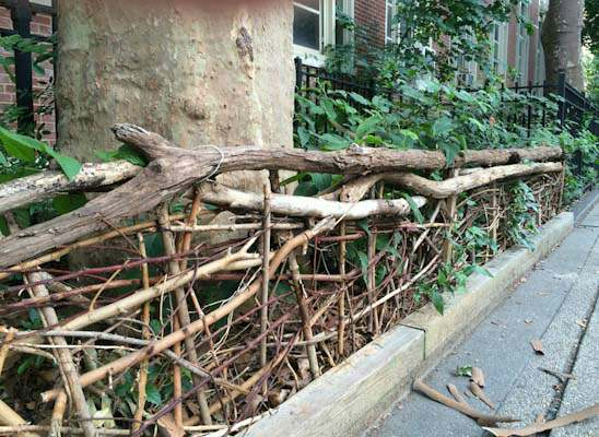 9 Twig Craft Ideas for Garden Design Balcony Garden Web