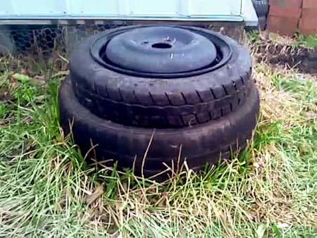 tire furniture