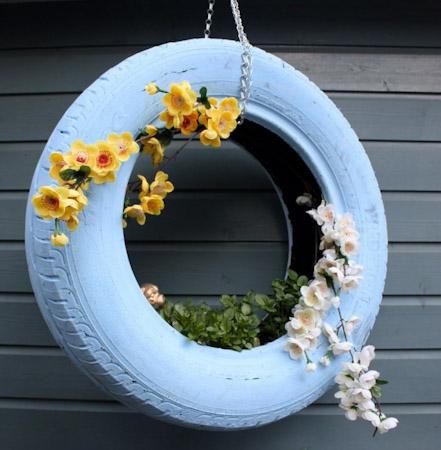 tire - Garden Ideas Using Tyres