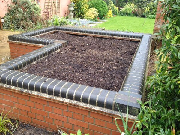 Garden Ideas With Bricks using bricks in the garden | smart ideas for garden design