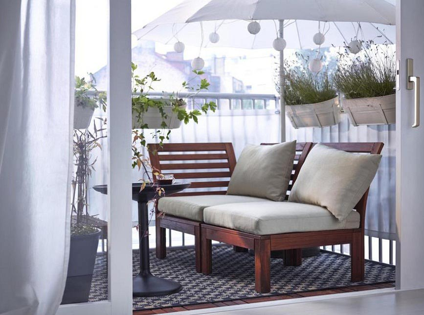 In An Urban Setup Balcony Is The Only Place Where You Lounge On To Enjoy  Open Space. Depending On Your Preference And The Size Of The Balcony, ...