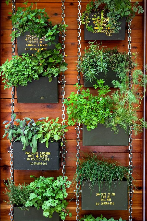 Herb Garden Design Ideas herb garden designs for improving the landscape afrozepcom Vertical Balcony Garden Ideas Balcony Garden Web