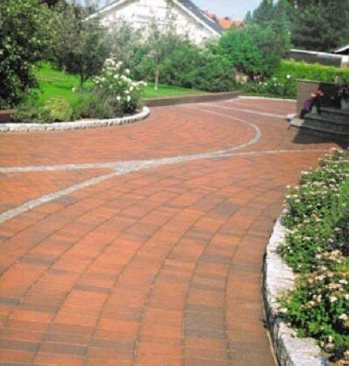 Brick Pathway Ideas for Garden Design