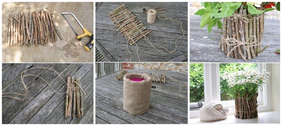 Diy Garden Pots Diy garden pots decoration ideas thatll blow your mind twig diy pot workwithnaturefo