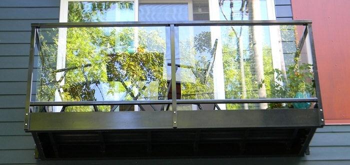 Balcony Railing Design Rustic