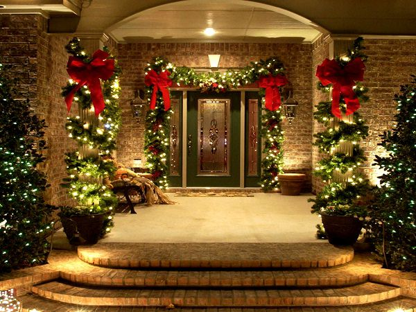 Christmas Decor Images christmas garden decoration ideas | outdoor christmas decorations