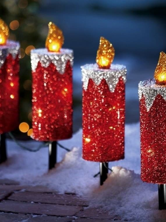 Christmas Garden Decoration Ideas Outdoor Christmas