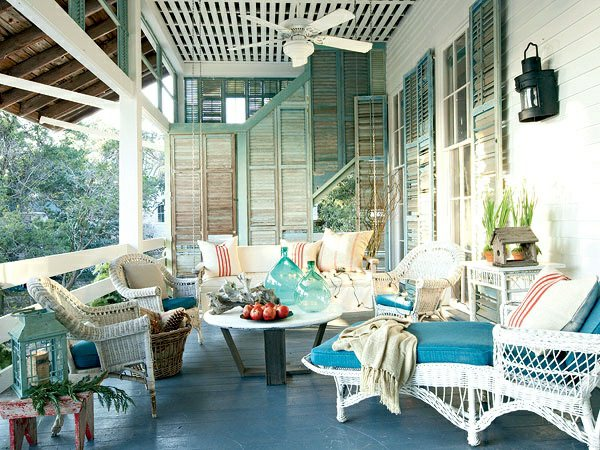 8 Patio and Porch Design Ideas | Balcony Garden Web