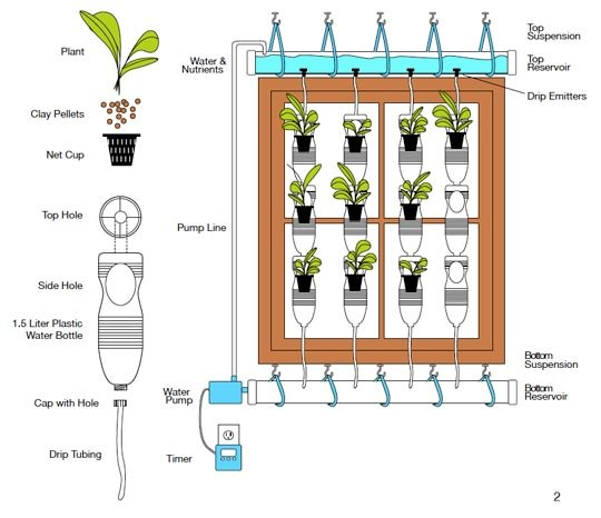 if you love diy ideas and you have a green thumb then starting a windowfarm is a smart idea a windowfarm will let you do a lot with the little amount of