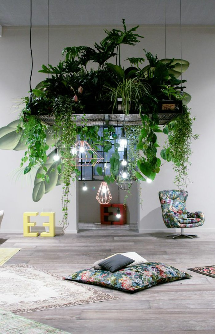 99 great ideas to display houseplants indoor plants decoration page 2 of 5 balcony garden web - Plant decorating ideas tasteful nature ...
