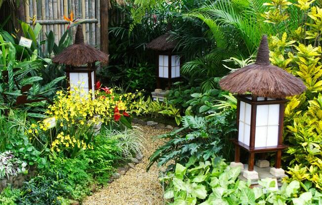 Awesome South West Feng Shui Garden