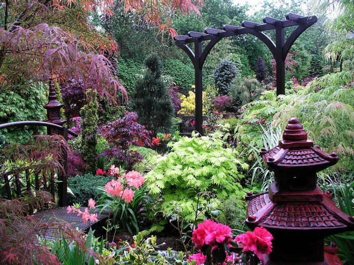 How to Make a Feng Shui garden