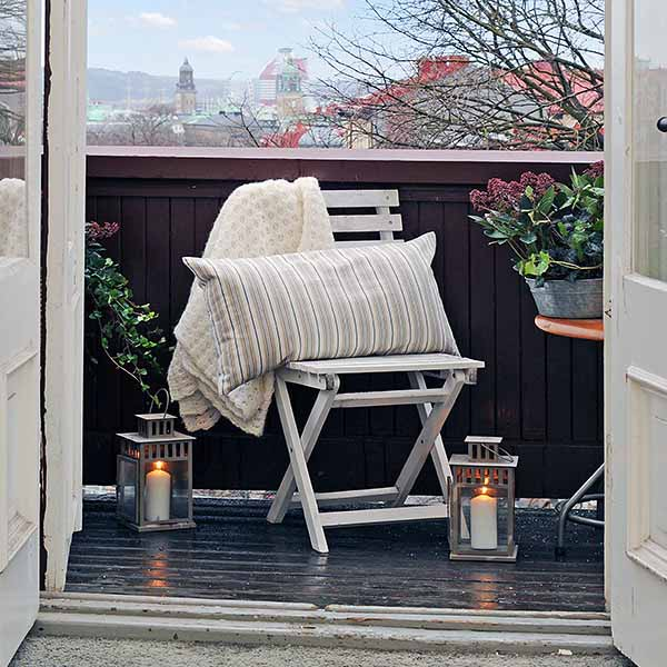 Balcony: 11 Small Apartment Balcony Ideas With Pictures