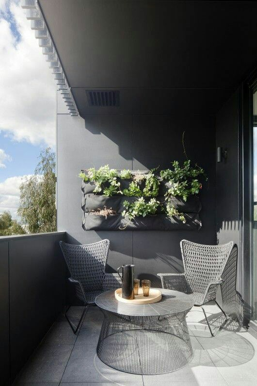 balcony wall designs 7 balcony interior pictures for inspiration balcony garden web. Black Bedroom Furniture Sets. Home Design Ideas