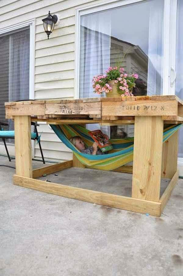 diy garden furniture ideas 5 - Garden Furniture Crates
