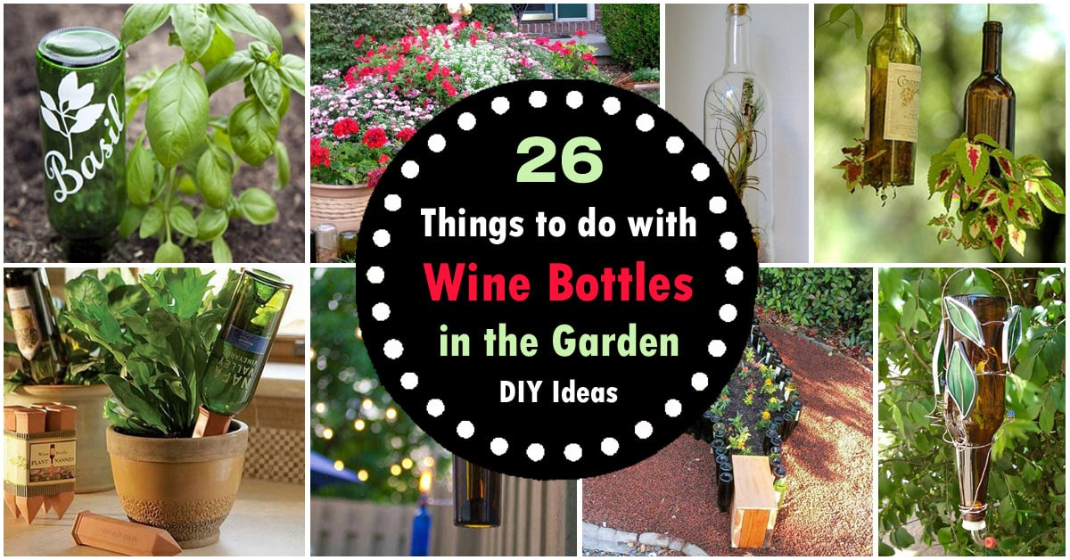 Things To Do With Wine Bottles 28 Images Old Wine