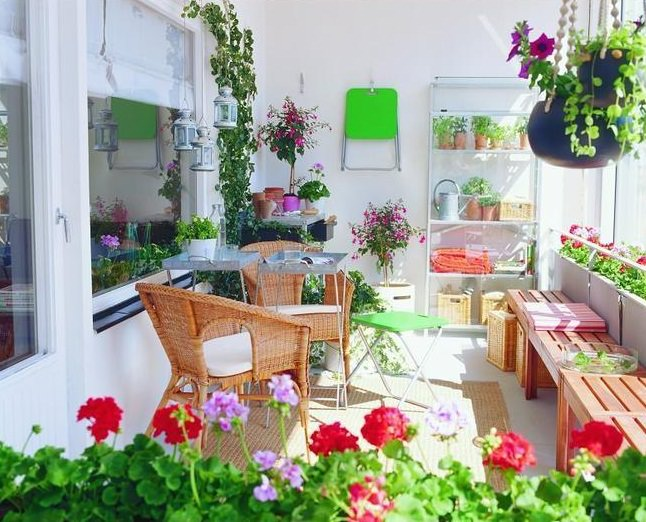 6 Balcony Garden Tips For Summer Balcony Garden Web
