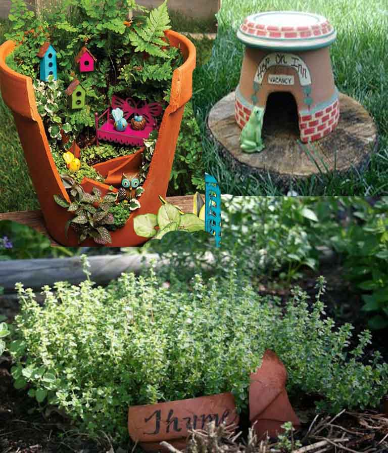 Youve No Idea That You Can Create Amazing Stuff For Your Garden From Them Easily Read This Post To Find Out