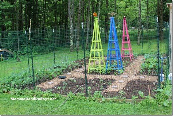 17 Best Upcycled Trellis Ideas For Garden | Cool Trellis Designs ...