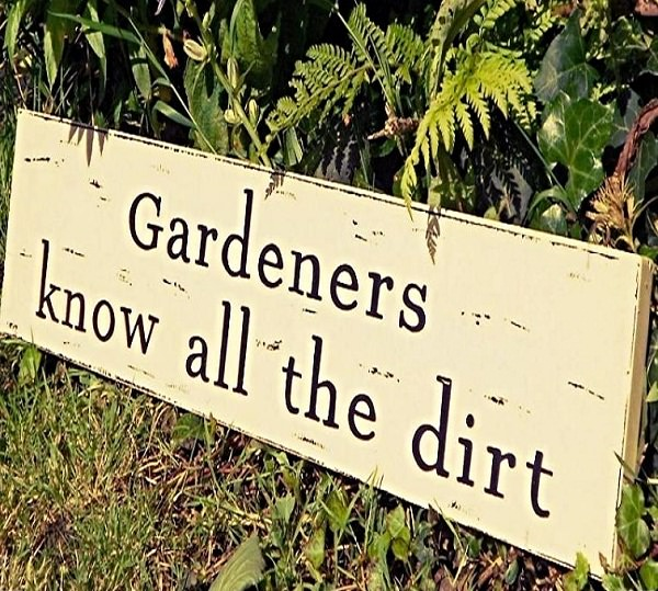 Garden Sign Ideas find this pin and more on creative gardening ideas Garden Sign Ideas 1