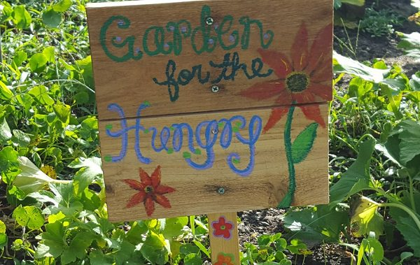 Garden Sign Ideas leave room in the garden for the angels to dance wood plaque garden sign Garden Sign Ideas 12
