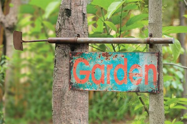 Garden Sign Ideas garden fairy sign post with 3 signs rustic painted signs snail trail fairy crossing unicorn stables on a signpost Garden Sign Ideas Balcony Garden Web