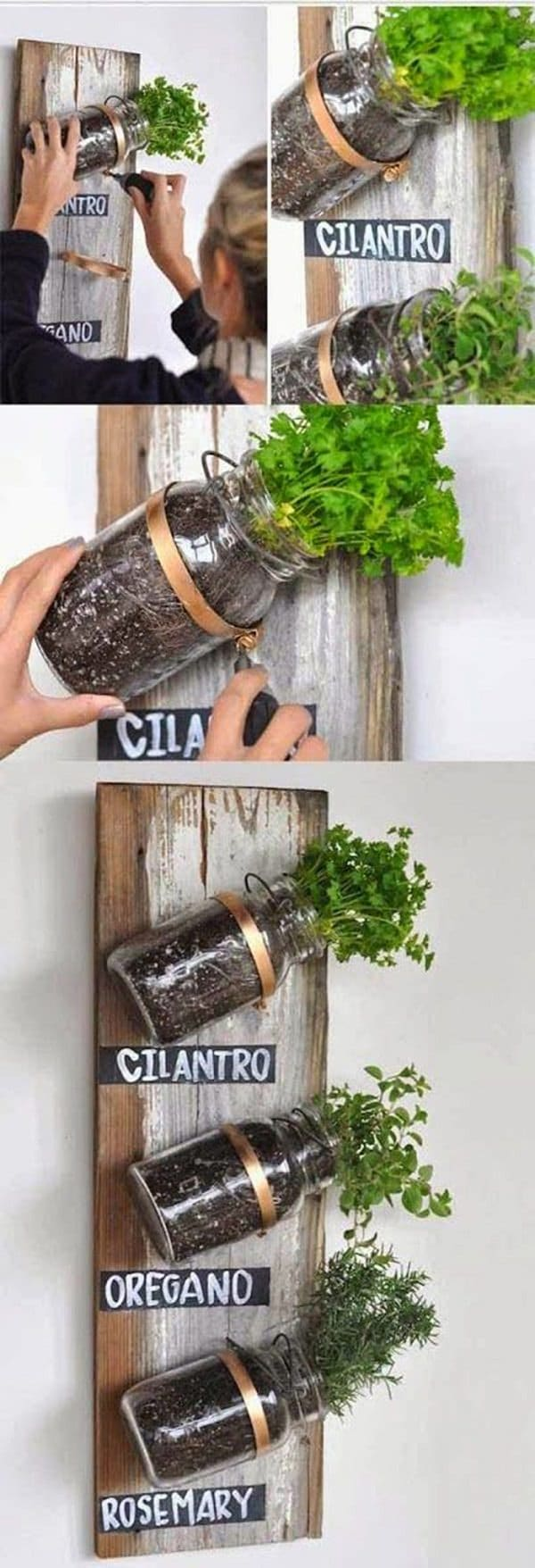 16 Genius Vertical Gardening Ideas For Small Gardens | Balcony ...