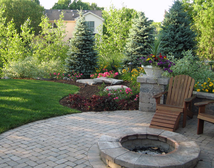 be realistic about maintenance - Garden Ideas Ontario
