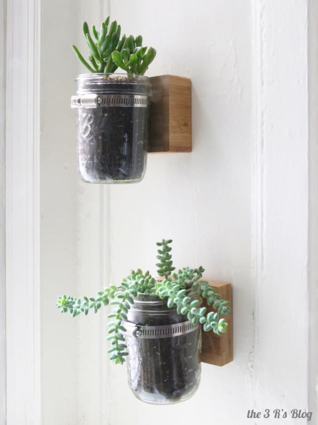 diy mason jar hanging planter - Diy Hanging Planter