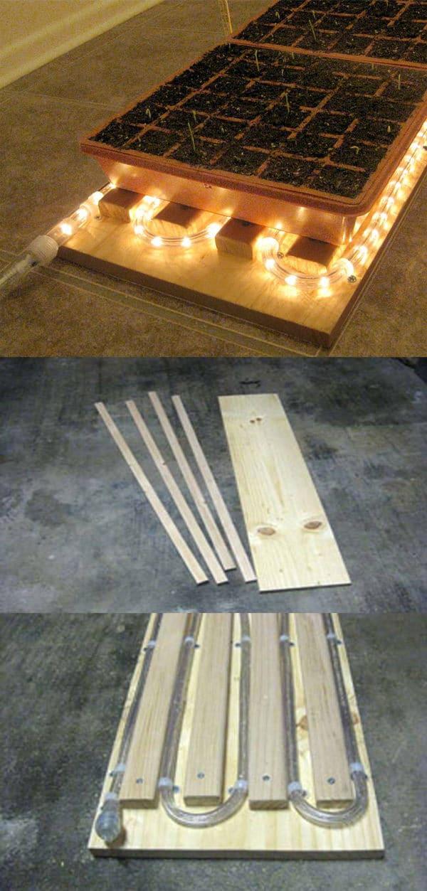 mats itm seed germination heat propagation starter clone vivosun seedling mat pad