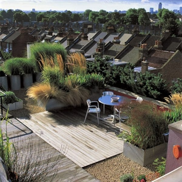 5 roof garden designs worth looking at