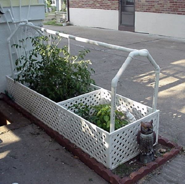 Planter Garden Ideas 14 best diy self watering container garden ideas balcony garden web air conditioner inspired planter garden workwithnaturefo