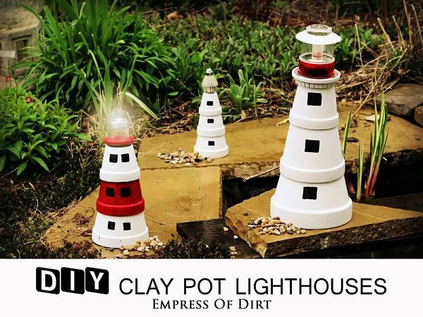 28 cheap easy diy solar light projects for home garden balcony this is a simple leisure project to do with your loved ones gather all the basic supplies such as clay pots solar light and paint solutioingenieria Gallery