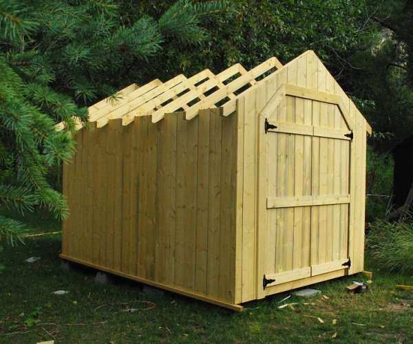 21 most creative and useful diy garden tool storage ideas for Diy garden shed
