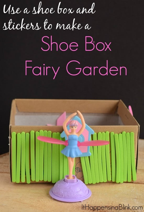 30 Shoe Box Craft Ideas: 7 Best DIY Shoe Box Ideas & Uses For The Garden