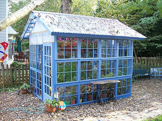 Garden Greenhouse Ideas 43 budget friendly diy greenhouse ideas balcony garden web if you found our previous greenhouse ideas dull this stunning blue greenhouse is something youll like get the details here workwithnaturefo