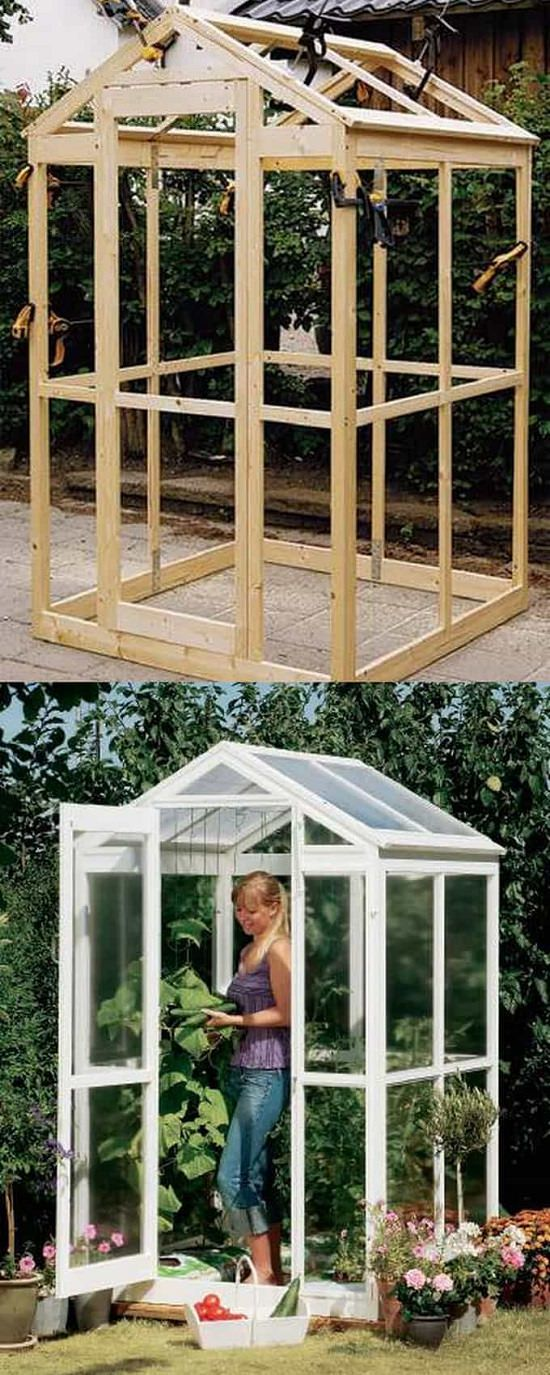 43 Budget Friendly Diy Greenhouse Ideas Balcony Garden Web