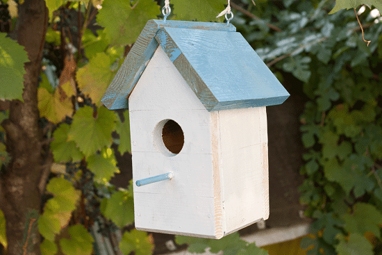 28 best diy birdhouse ideas with plans and tutorials for Easy birdhouse ideas
