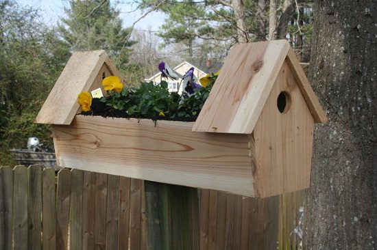 28 best diy birdhouse ideas with plans and tutorials for Best birdhouse designs