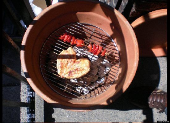 10 Diy Bbq Grill Ideas For Summer Balcony Garden Web