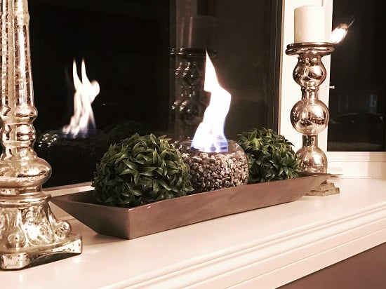 21 Warm DIY Tabletop Fire Bowl (Fire Pit) Ideas For Small Spaces ...