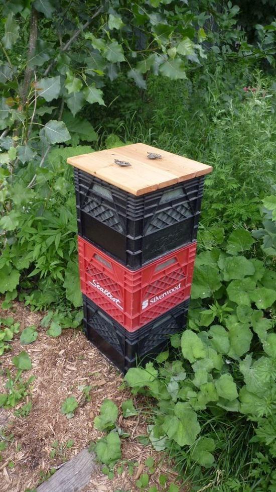 27 Functional Diy Compost Bin Ideas For Gardeners Balcony Garden Web