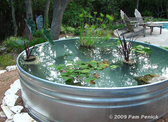 21 DIY Water Pond Ideas | DIY Water Gardens For Backyards | Balcony ...