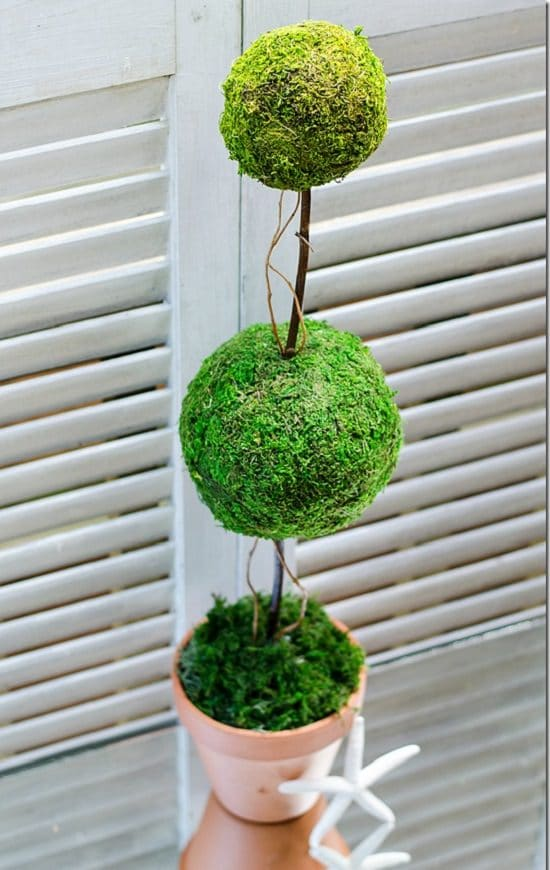 Artificial Hanging Plants Balcony