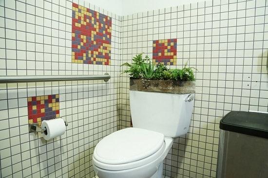 11 Bizarre DIY Bathroom Items Ideas In The Garden | Balcony Garden Web