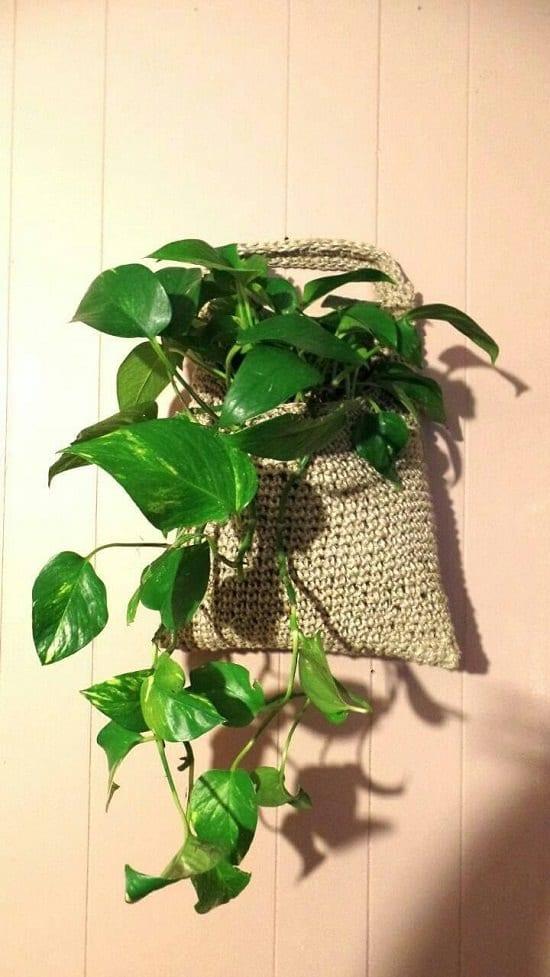 18 Free Diy Crochet Plant Hanger Patterns Balcony