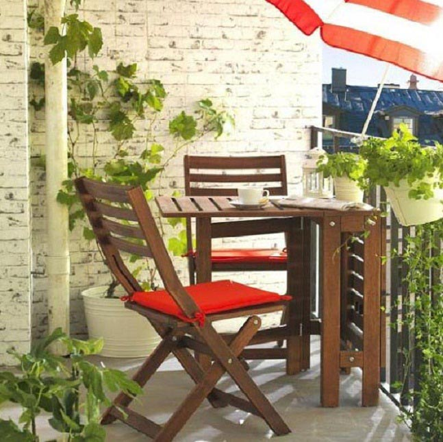 Delicieux Balcony Furniture Ideas (6)