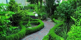 brick pathway ideas